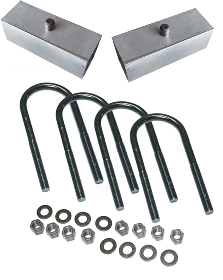 All New! Lowering Block Kits!