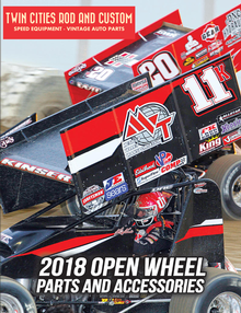 2018 Open Wheel Parts Catalog