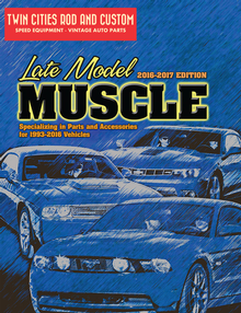 2017 Modern Muscle Car Parts Catalog