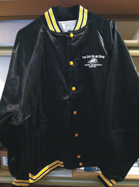 TCRC Jackets
