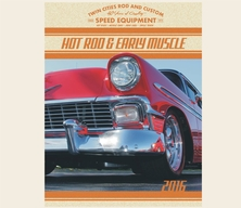2016 Hot Rod And Early Muscle Car Parts Catalog