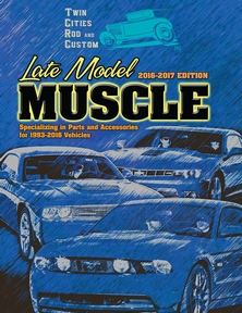 2016 Modern Muscle Car Parts Catalog