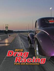 2016 Drag Racing Parts Catalog