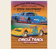 2015 Circle Track Parts Catalog