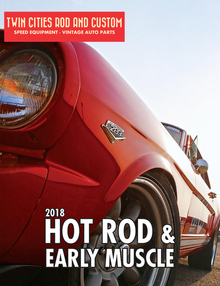 2018 Hot Rod And Early Muscle Car Parts Catalog