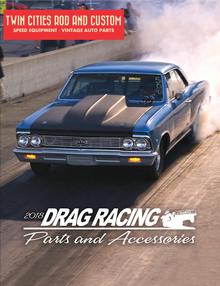2018 Drag Racing Parts Catalog
