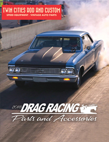 2018 Drag Racing Parts Catalog