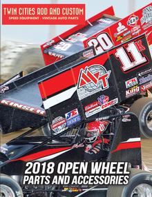 2018 Open Wheel Parts Catalog
